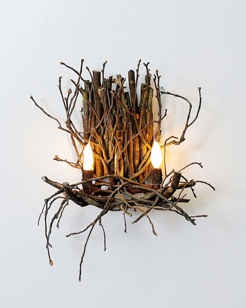 Twig Sconce, Wish Designs USA