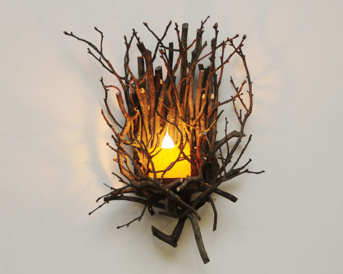 Twig Sconces