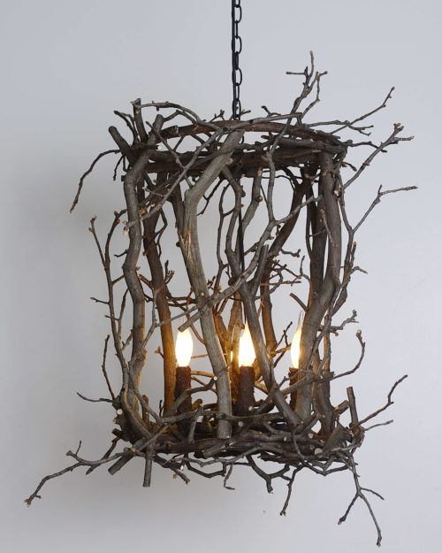 Branchelier, Artisan Chandelier, Wish Designs USA